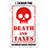 Death and Taxes: An Urban Fantasy Mystery