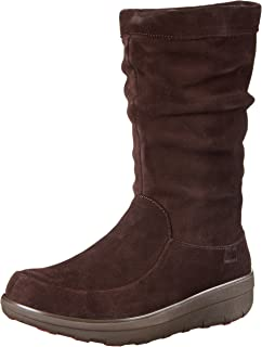 7fd3b952c FitFlop Women s Loaff Slouchy Knee Suede Slouch Boot