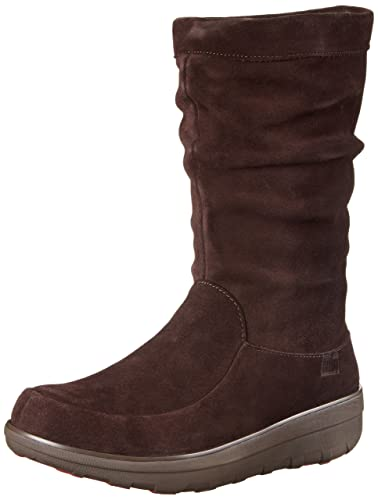Women's Loaff Slouchy Knee Suede Slouch Boot