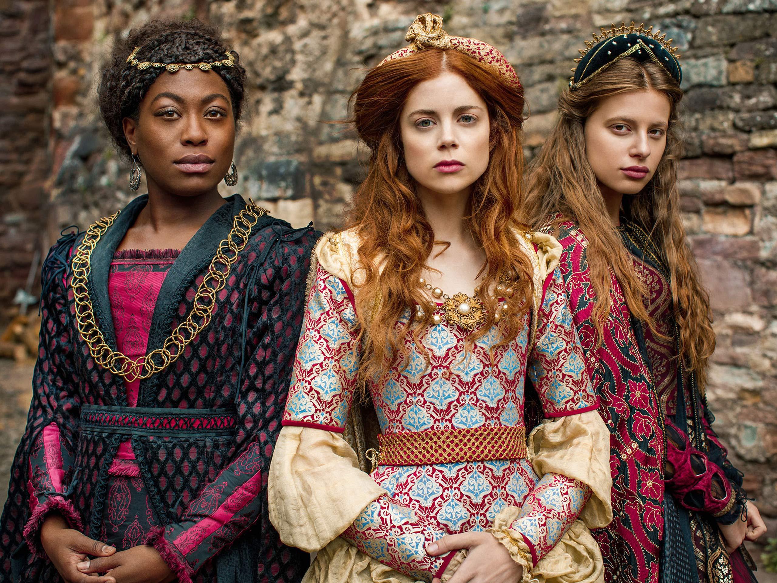 Amazon.de: The Spanish Princess - Staffel 1 ansehen