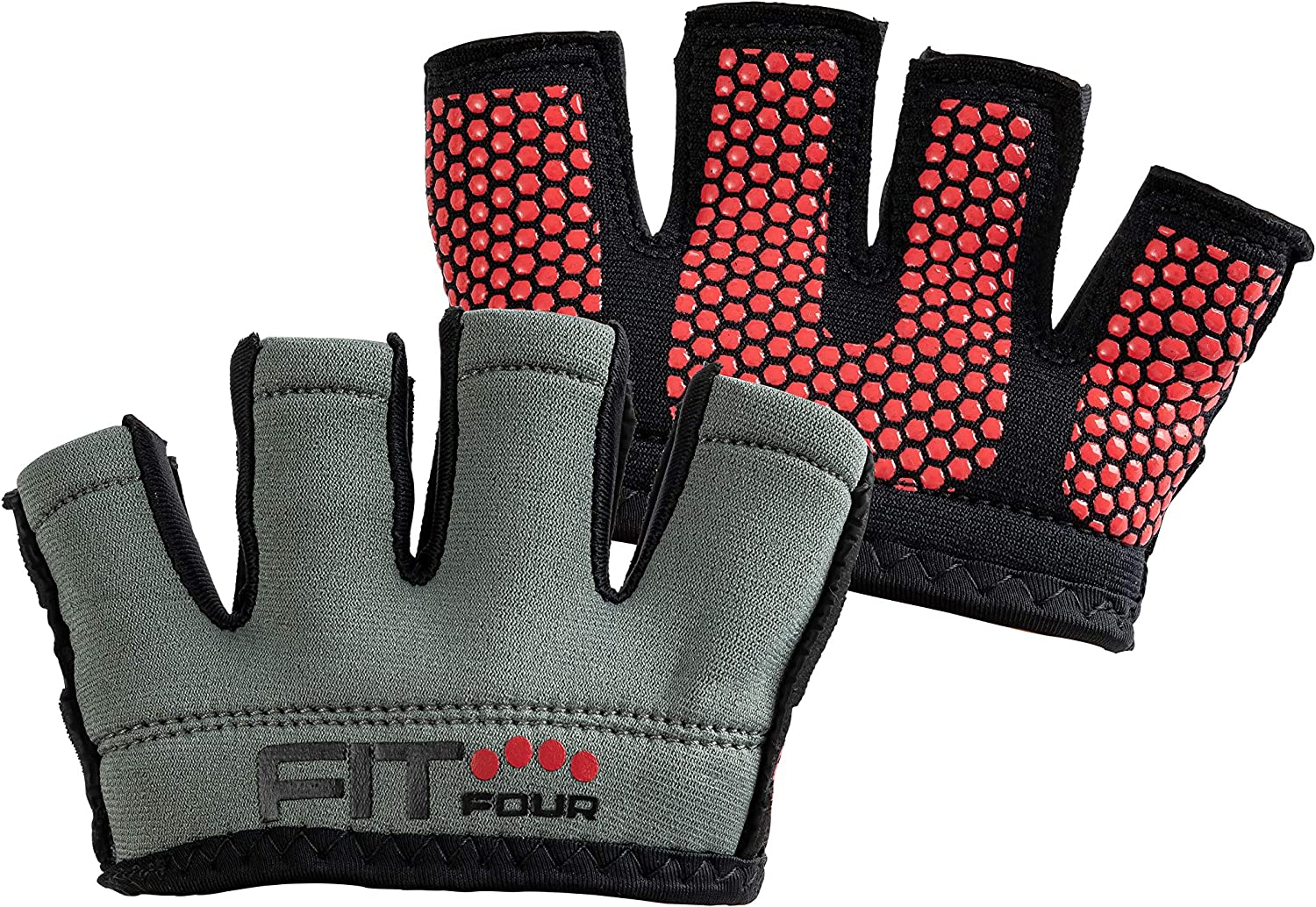 Fit Four OCR Neo Grip Gloves Offical Glove