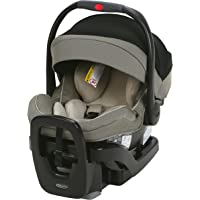 Graco SnugRide SnugLock Extend2Fit 35 Infant Car Seat | Ride Rear Facing Longer with Extend2Fit, Haven