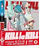 キルラキル Part 2 of 3 DVD-BOX / Kill la Kill - Part 2 of 3 Collector's [DVD] [Import]