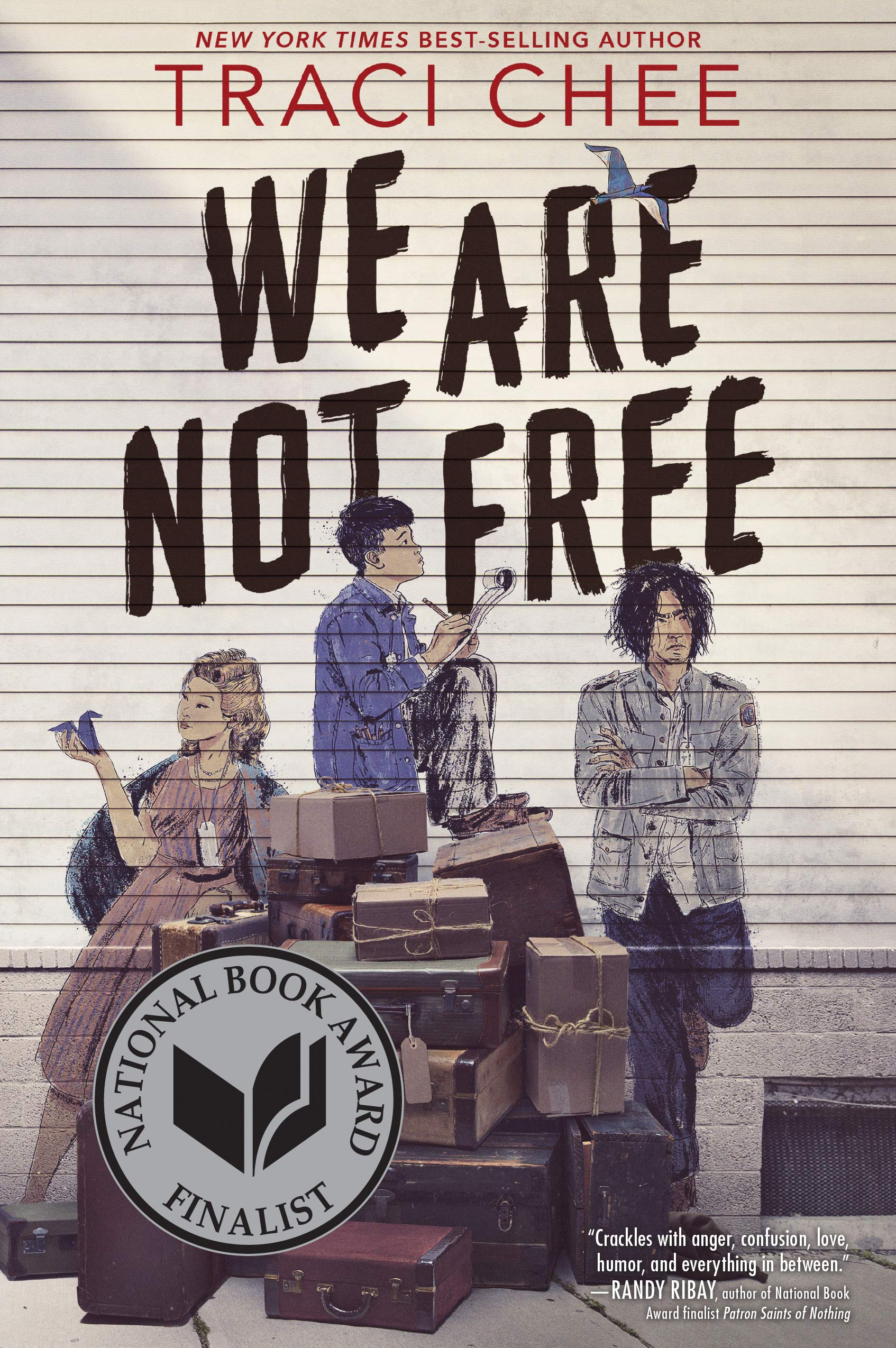 Amazon.com: We Are Not Free (9780358131434): Chee, Traci: Books