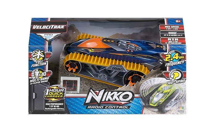 Nikko 0011543902218 Radio Control Velocitrax Pro orange Elektrisches Spielzeug