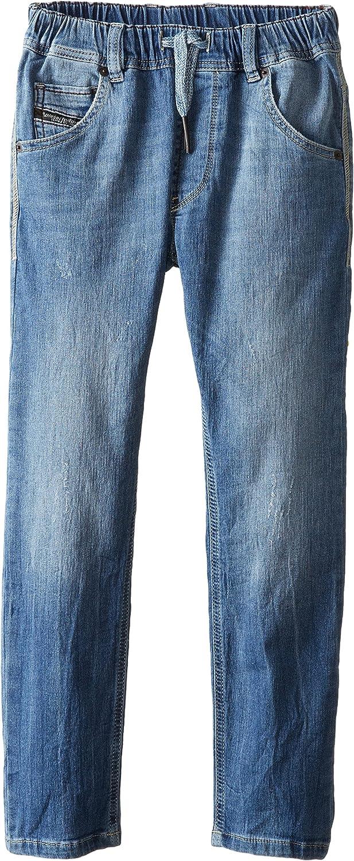 Diesel Big Boys Krooley-Ne Jogg Jeans Drawstring Waist