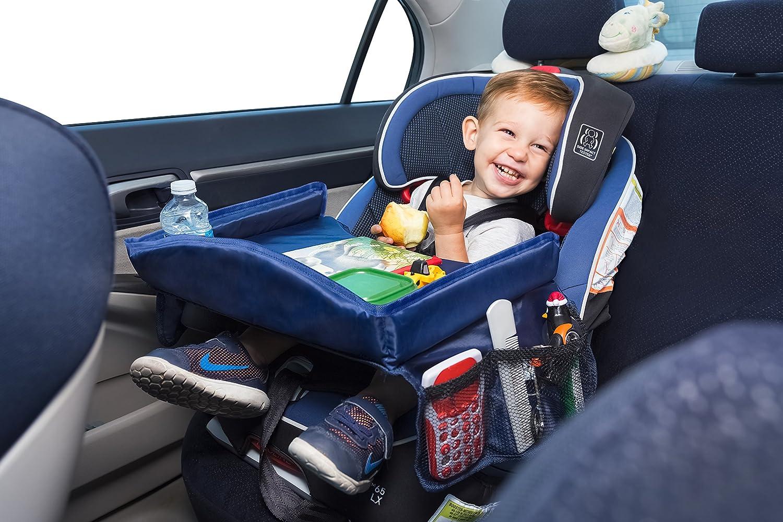 Amazon.com: OxGord Kids Activity Tray - Learn & Play Mat for Car ...