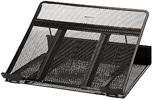 AmazonBasics Ventilated Adjustable Laptop Computer Desk Stand, 6-Pack