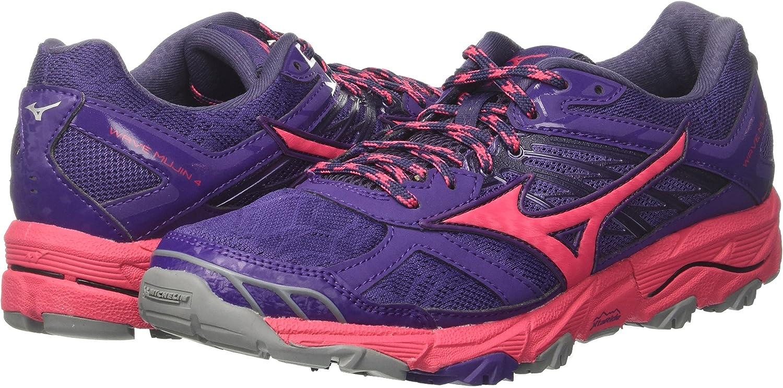 Mizuno Wave Mujin 4 Wos, Zapatillas de Running para Mujer: Amazon ...