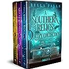 A Southern Relics Cozy Collection: Paranormal Cozy Mysteries Books 1-3 (A Southern Relics Cozy Mysteries Boxset Book 1)