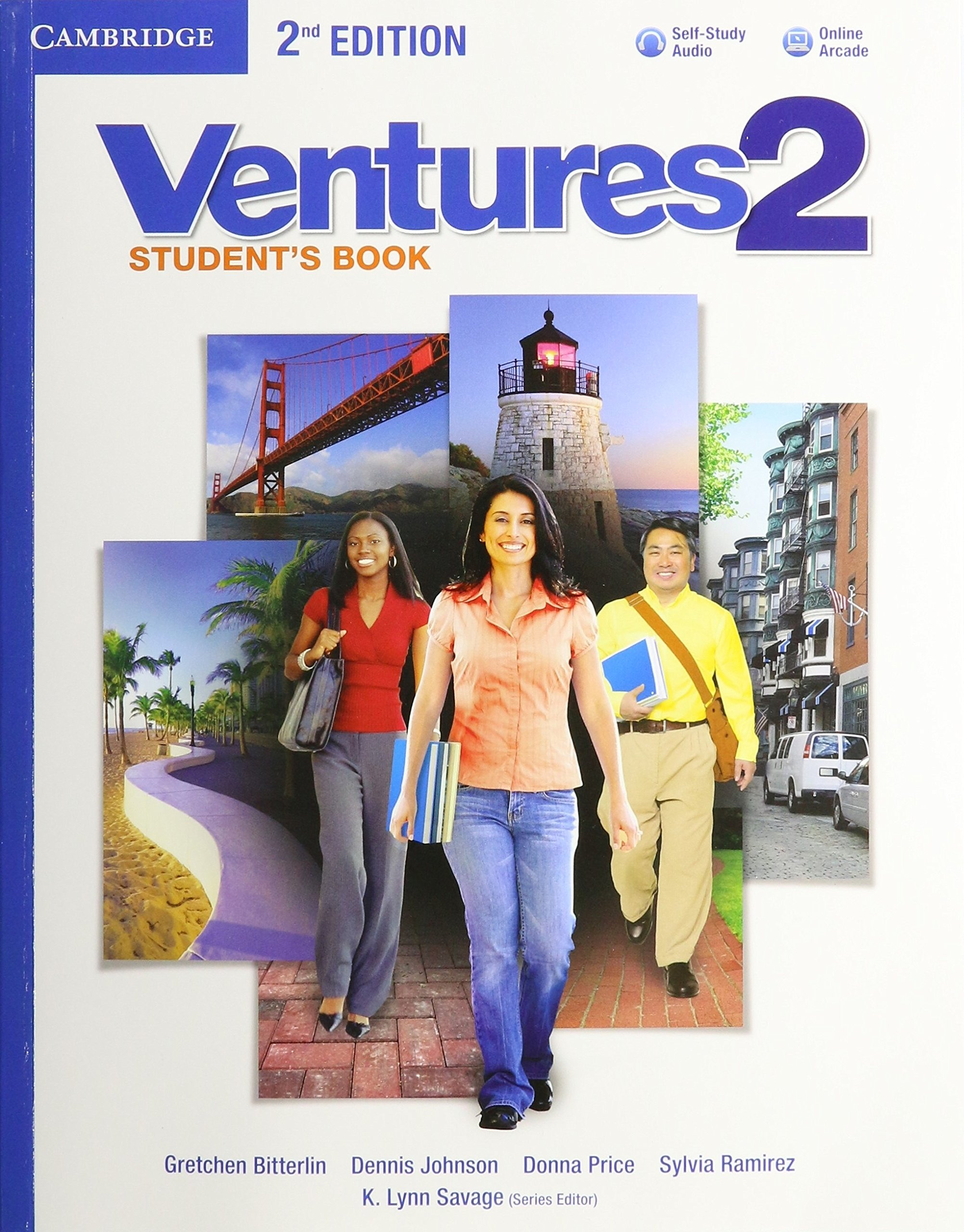 Ventures Level 2 Super Value Pack (Student's Book with Audio CD, Workbook with Audio CD, Online Workbook)