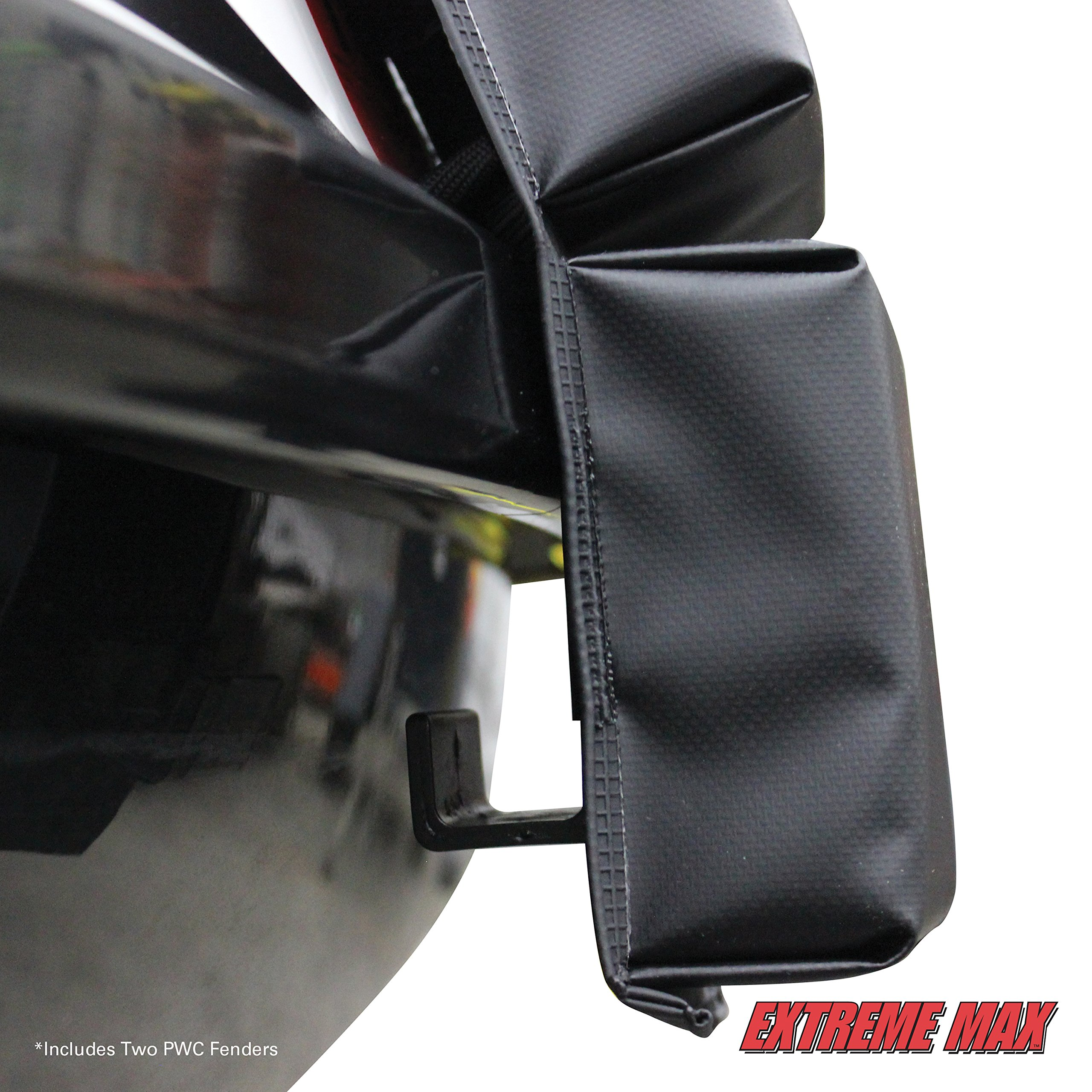Extreme Max 3006.7270 BoatTector PWC Contour Fender Value Pack by Extreme Max (Image #7)