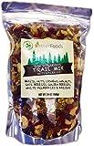 Raw Superfoods Trail Mix - Nuts and Berries (Goji Berries, Golden Berries, Mulberries, Raisins, Brazil Nuts, Cashews, Walnuts) 24 oz