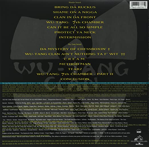 Wu Tang Clan Cream Instrumental Mp3 Download -