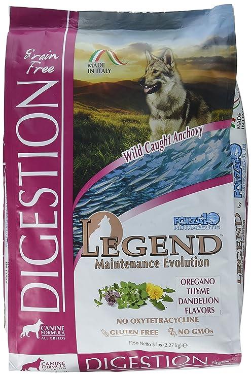 legend dog food