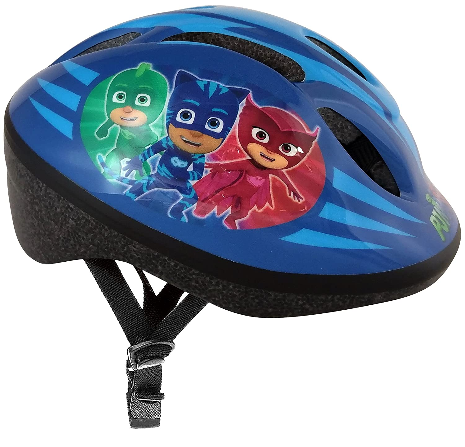 Stamp SAS- Combo PJ Masks (Helm + Elbow & Knee Pads), Color ...