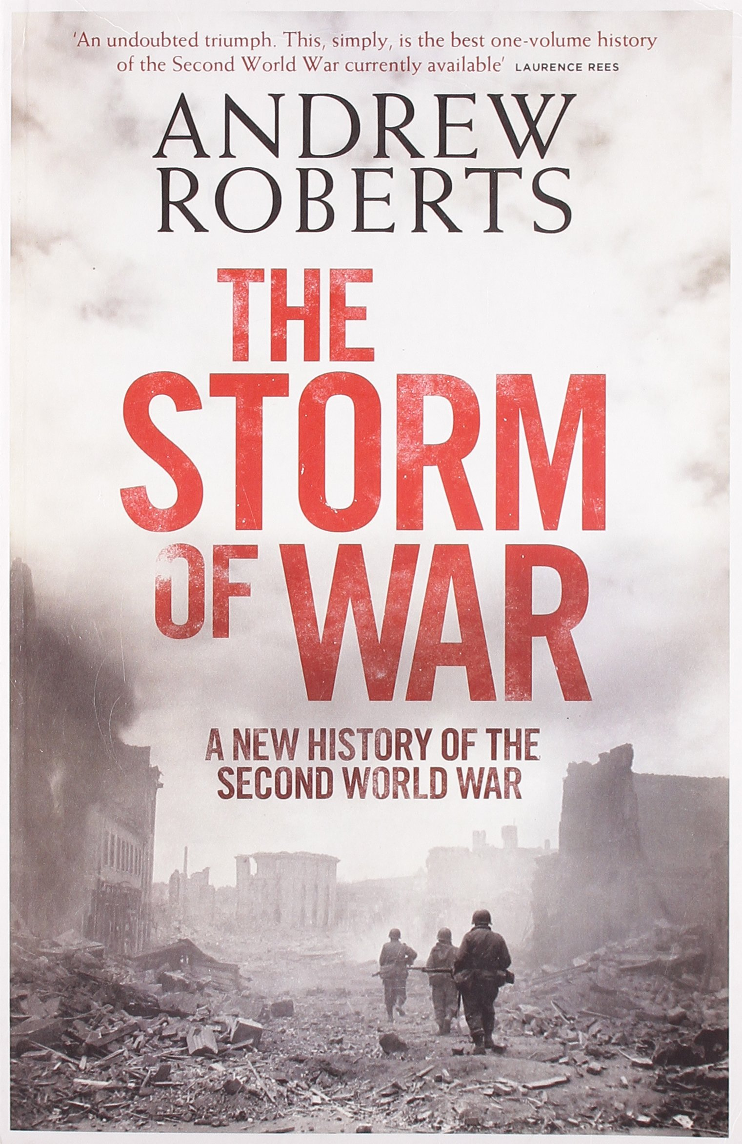 Download The Storm of War: A New History of the Second World War pdf epub