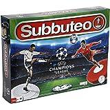 Giochi Preziosi GPZ03082 Subbuteo Champions League Edition, con 2 Squadre, Accessori e Campo da Calcio Plastica Multicolore