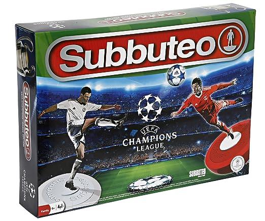 89 opinioni per Giochi Preziosi- Subbuteo Champions League Edition, con 2 Squadre, Accessori e