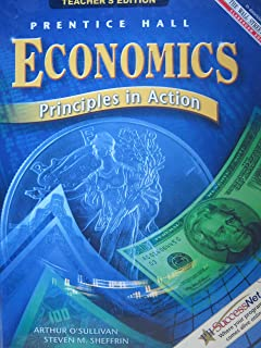Amazon economics principles in action student express 2007 economics principles in action fandeluxe Image collections