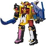Power Rangers 43596Ninja acciaio Deluxe Megazord