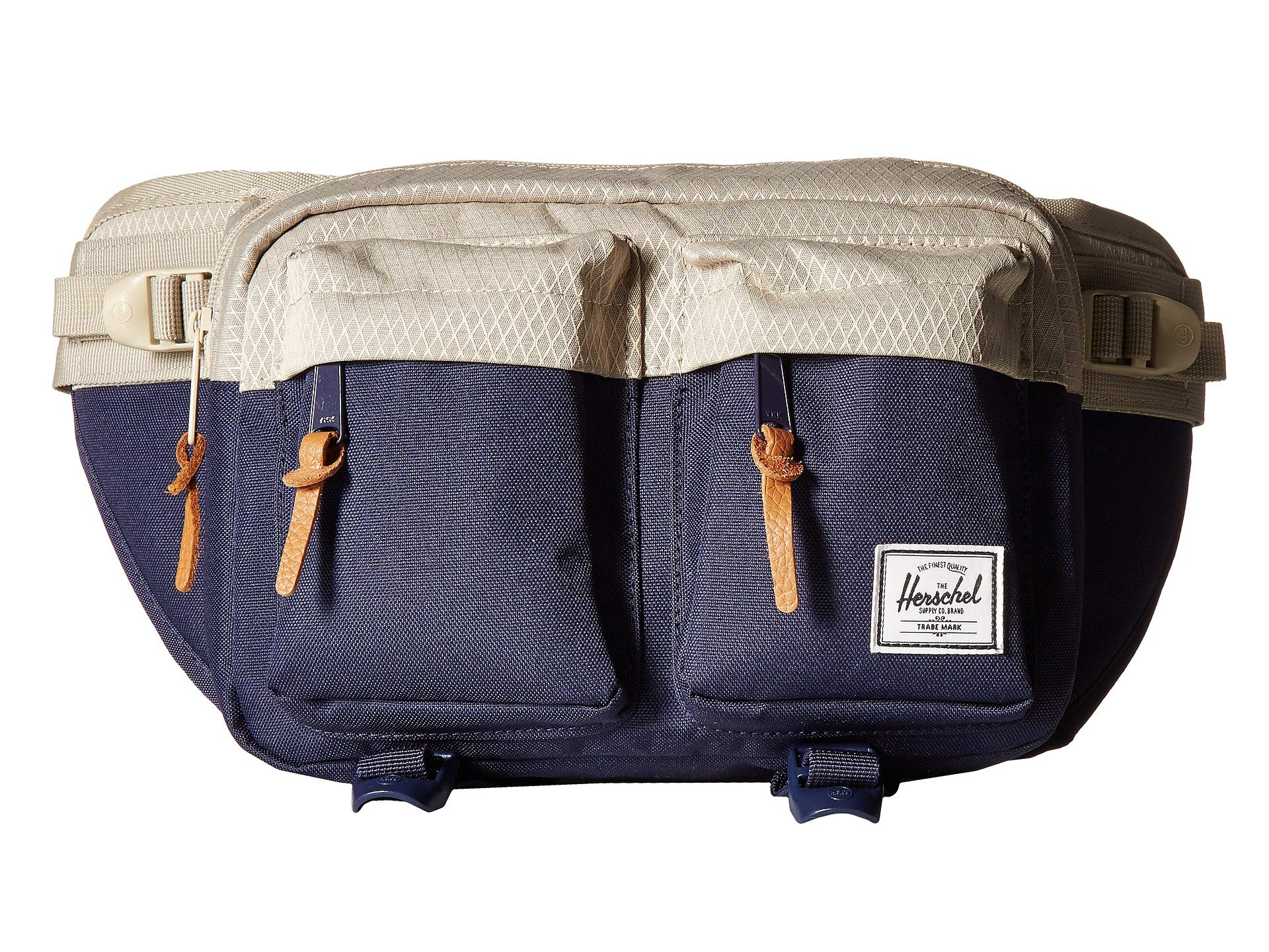 Herschel Supply Co. Eighteen Waist Pack, Peacoat/Eucalyptus, One Size