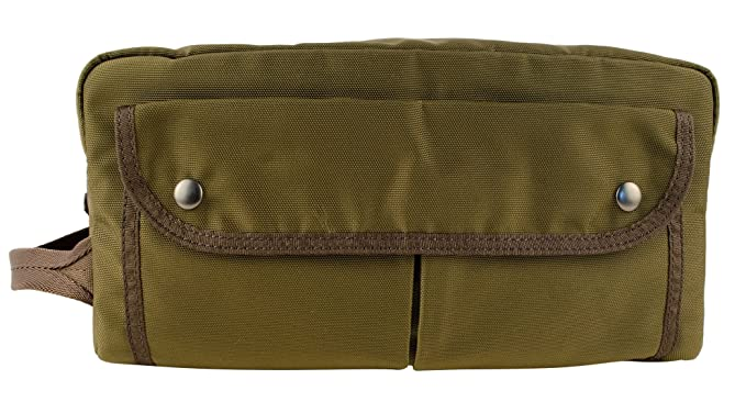 Amazon.com  Polo Ralph Lauren Men s Military Nylon Toiletry Bag ... fe7f8ff9591dd
