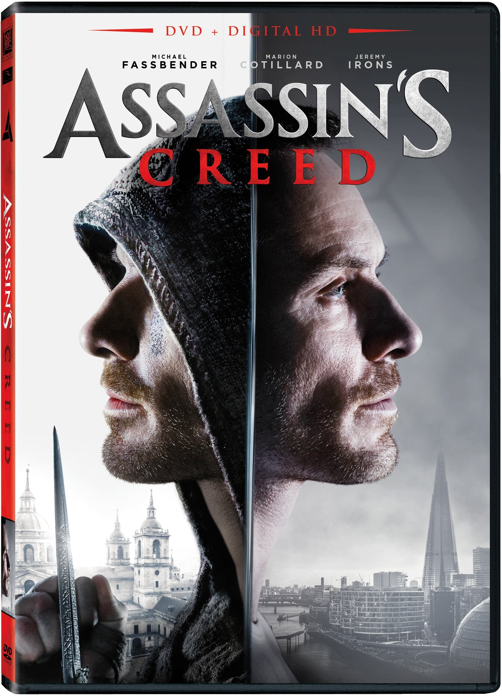 DVD : Assassin's Creed (Digitally Mastered in HD, , Dubbed, Widescreen, Dolby)