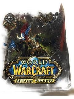 Series 7 Garm Whitefang Action Figure Diamond Comic Distributors MAR100361 Worgen Spy DC Unlimited World of Warcraft