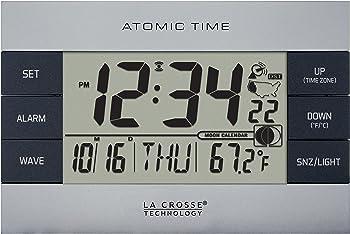 La Crosse Technology Atomic Digital Alarm Clock