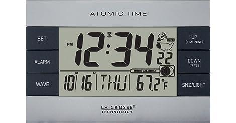 La Crosse Technology Atomic Digital Alarm Clock only $11.92
