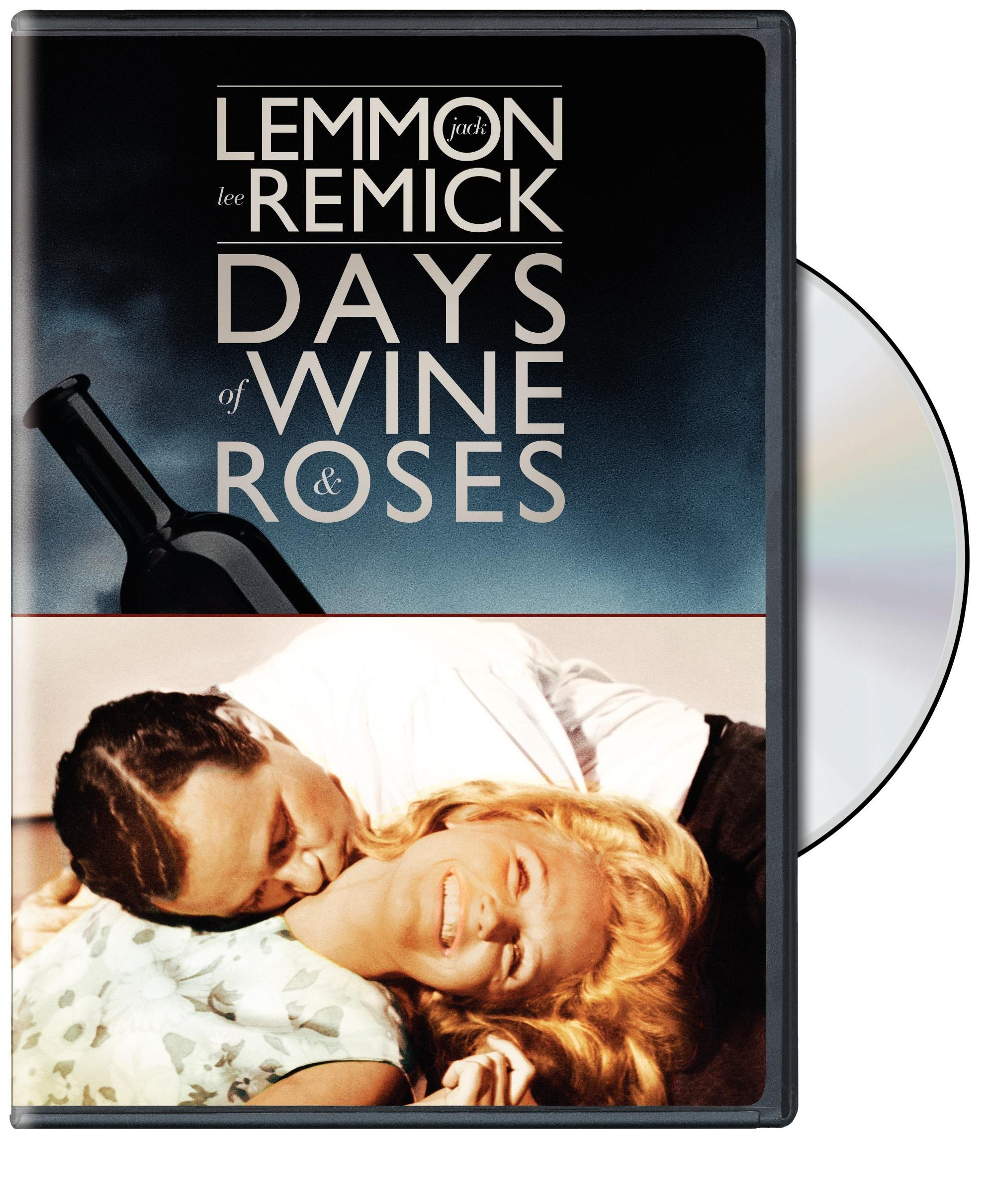 DVD : Days of Wine and Roses (, Repackaged, Eco Amaray Case, Widescreen)