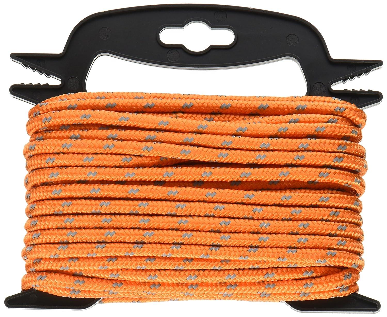 IIT 48832 1//4 x 50 Neon Reflective Rope