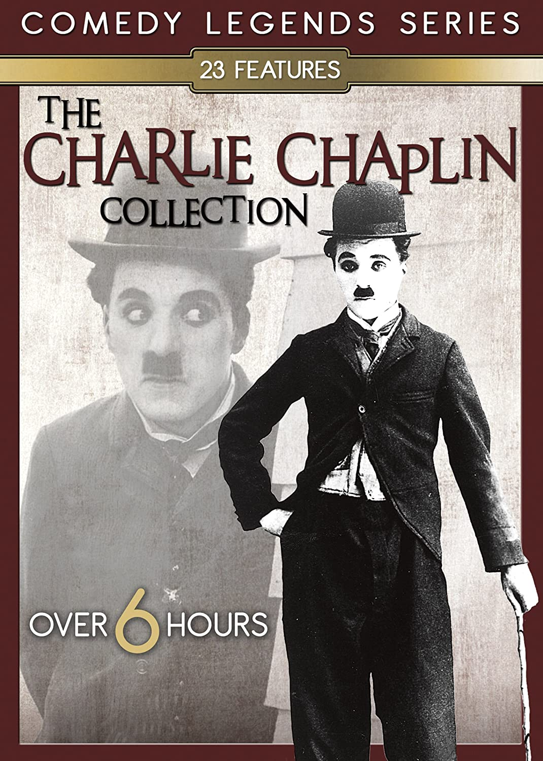 Charlie Chaplin Vol. 1 - 23 Features!