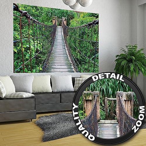 nature wall murals. Black Bedroom Furniture Sets. Home Design Ideas