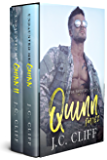 Quinn (Boxed set: Books 1 & 2): Atrox Security Series