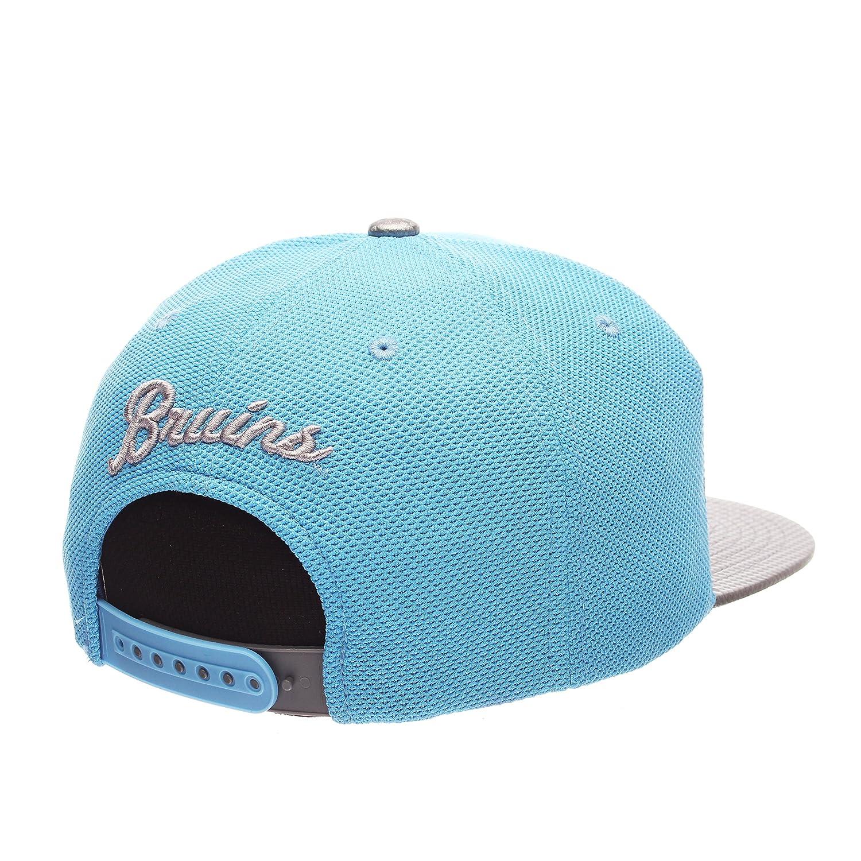 Light Blue Adjustable Size Zephyr NCAA UCLA Bruins Mens Composite Snapback Cap