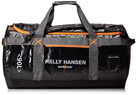 9dd487ae5e Amazon.com  Helly Hansen Men s Duffel Bag 90L
