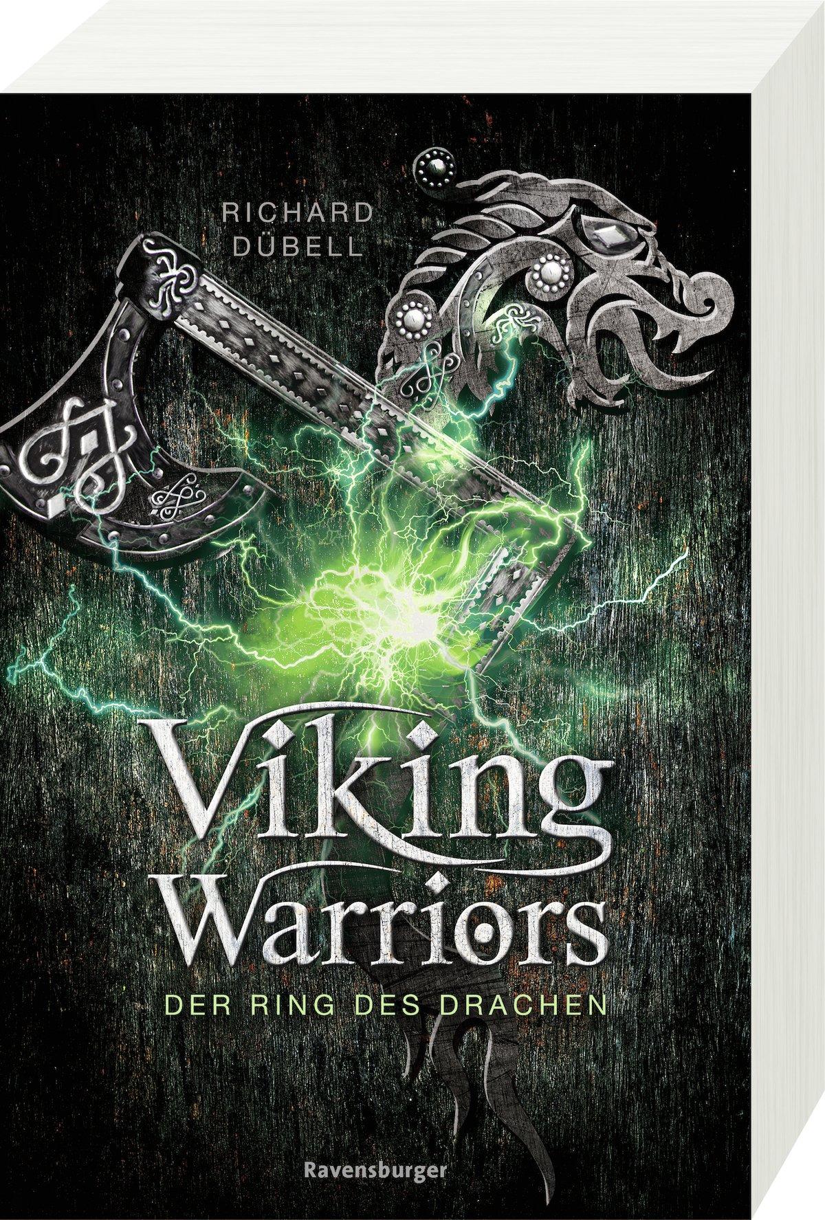 Viking Warriors, Band 2: Der Ring des Drachen