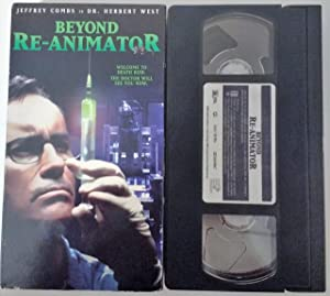 Beyond Re Animator [VHS]