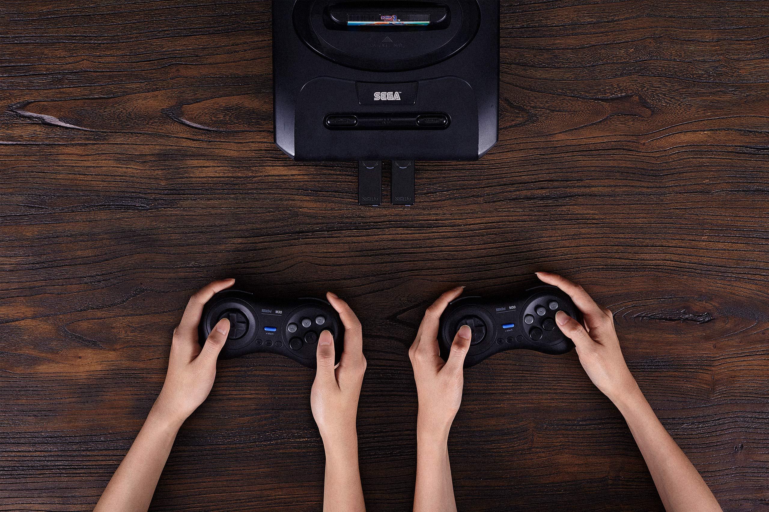 8Bitdo Retro Receiver for the Original Sega Genesis and Mega Drive - Bluetooth - Sega Genesis by 8Bitdo (Image #3)