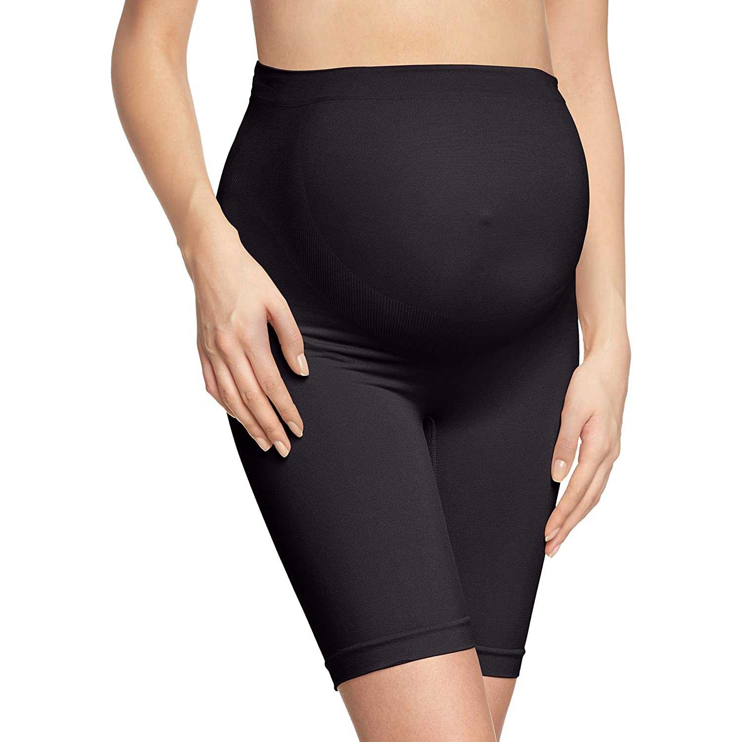 Noppies Womenss Seamless Shorts Long Maternity Knickers