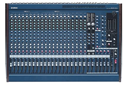 Yamaha MG24/14FX 24 Channel 14 Bus Mixer with Dual EFX, 3 band EQ