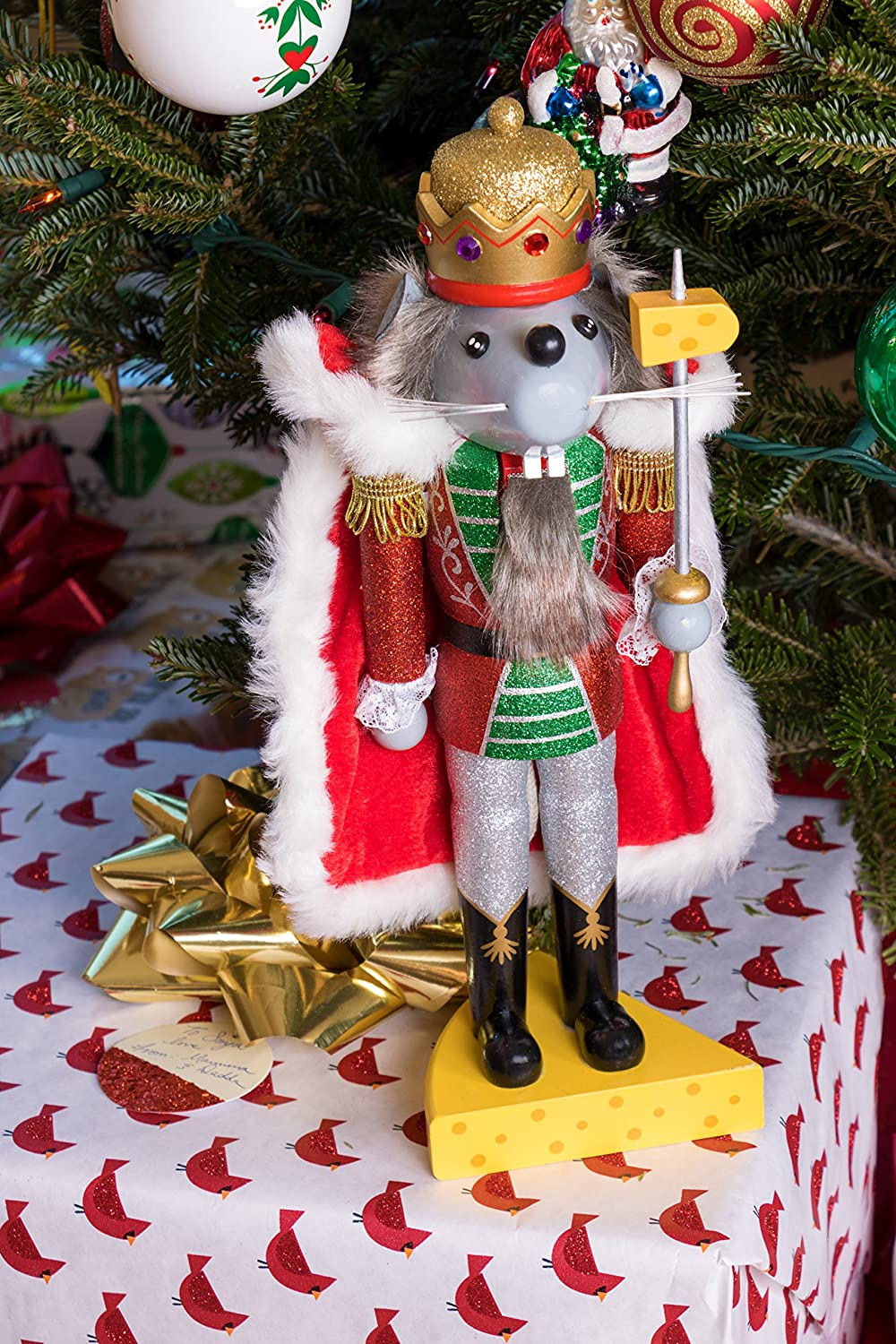 Mouse King Nutcracker ONLY $19...