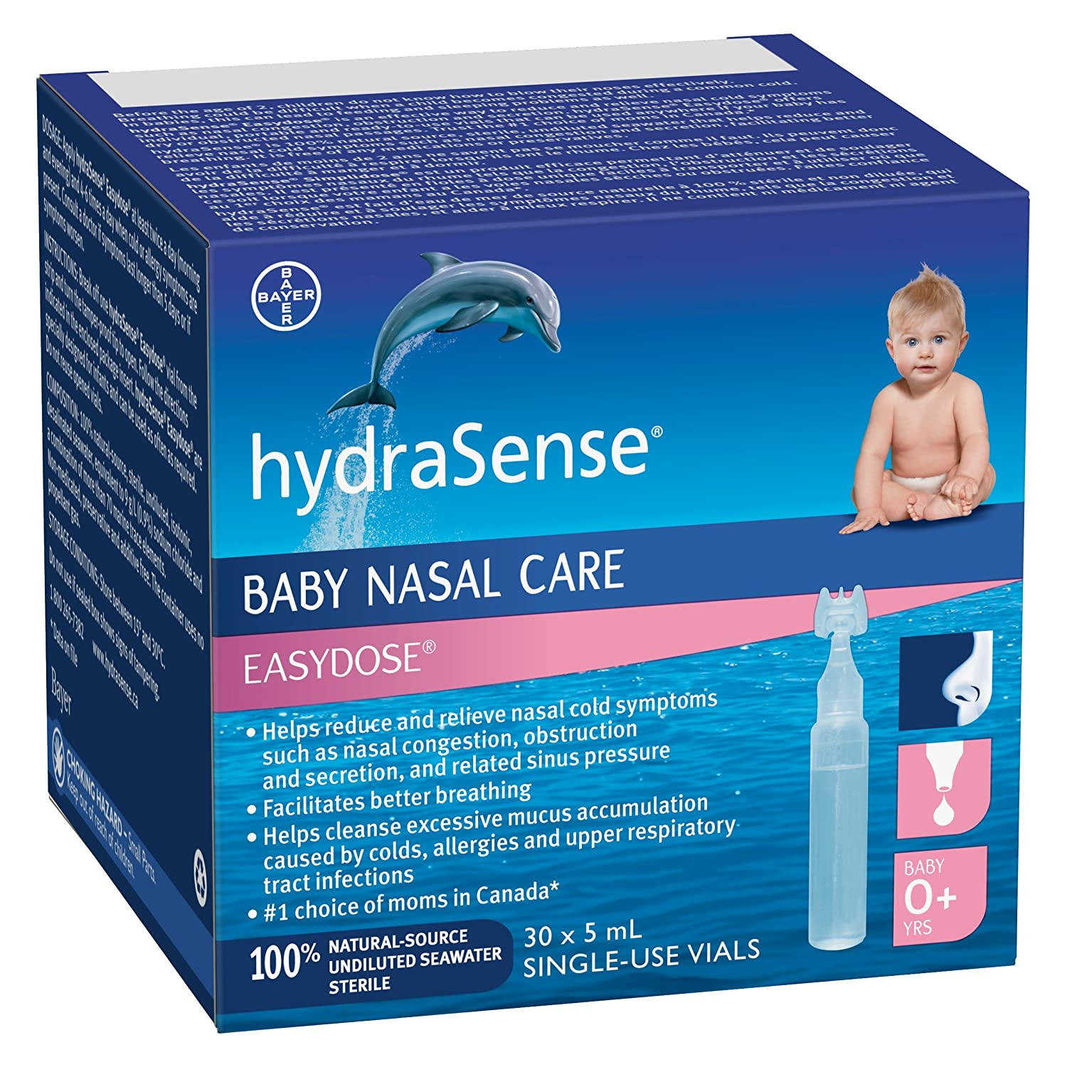 Bayer Inc. Hydrasense Easydose 30-Count