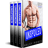 Unspoiled: Complete Virgin and Bad Boy Romance Boxset (English Edition)