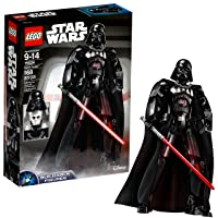 Deals on LEGO Star Wars Darth Vader 75534 Building Kit (168 Piece)
