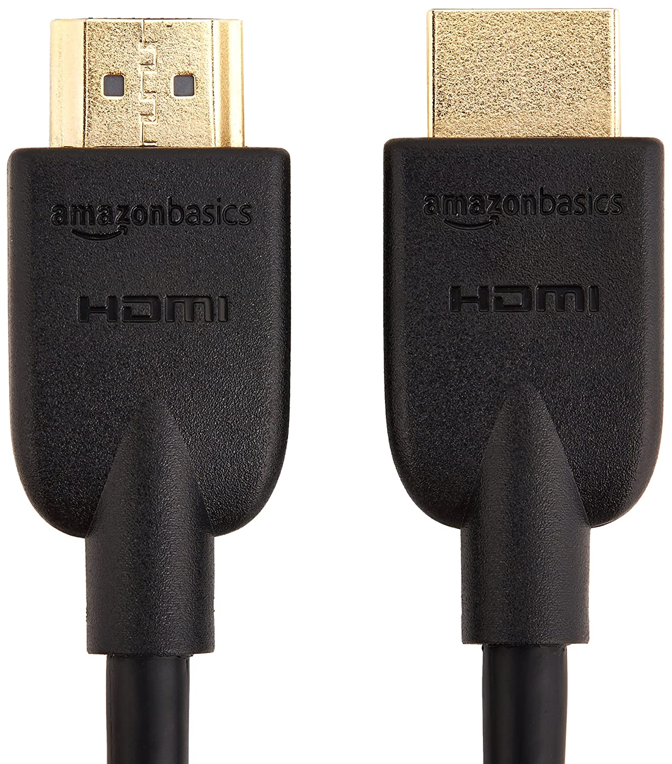 Basics High-Speed HDMI Cable 6 Feet 2-Pack