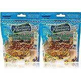 Premium Irish Moss Superfood 2-Pack (2 x 3 Oz) - Wildcrafted - Non GMO - Organic - Vegan - Hand Picked - Sun Dried