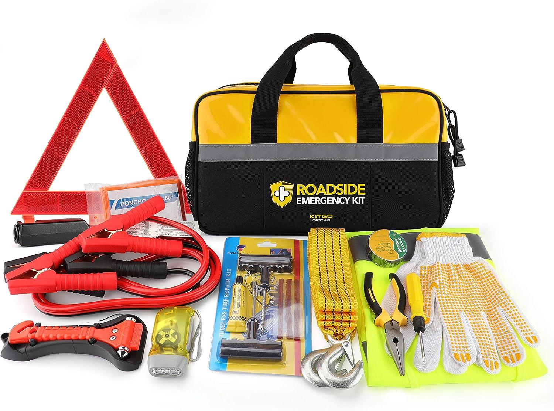 Kitgo Car Emergency Kit